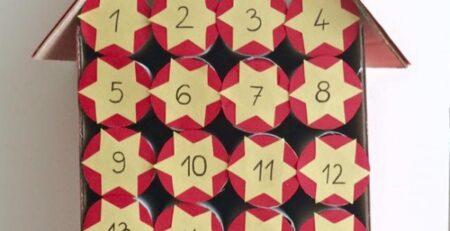 Najljepši adventski kalendar ove godine iz ruku jedne mame