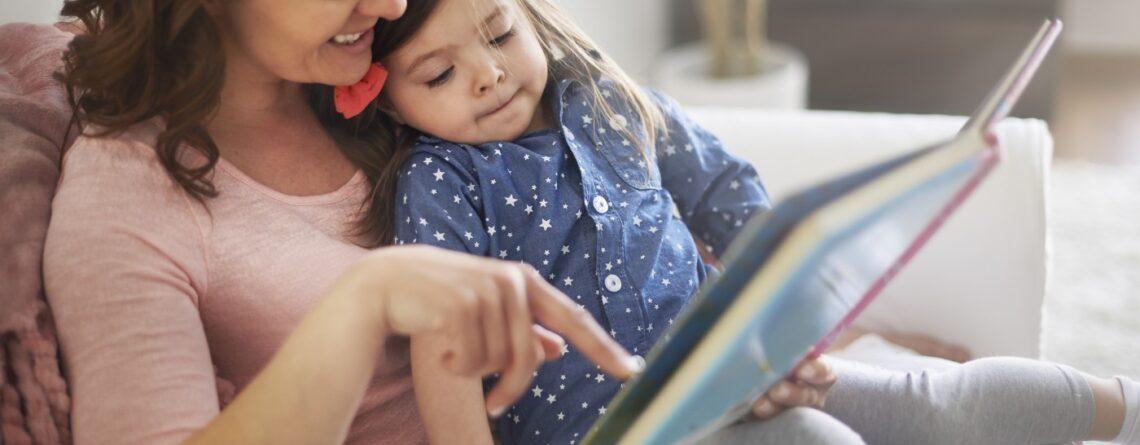 10 super uzbudljivih načina kako djetetu pričati priče