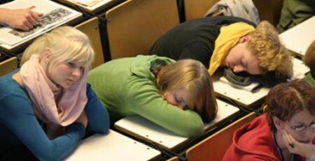 Zašto su mnogi učenici često umorni i bezvoljni?