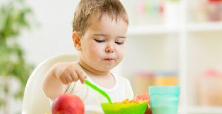 Zdrava prehrana djece