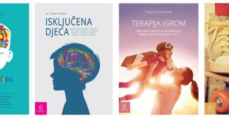 10 izdanja koja će vam pomoći u razumijevanju i razvoju dječjeg uma