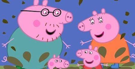 Peppa Pig savjetuje: šljapkanje u blatu bolje je od lupkanja po mobitelu