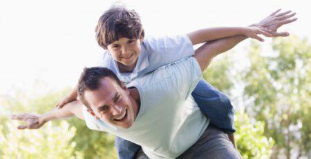 6 razloga zbog kojih bi se tate trebali uključiti u igru