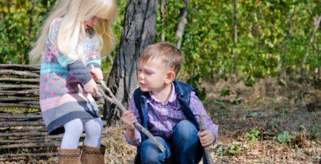 Mala djeca nemaju veze s destruktivnom agresijom