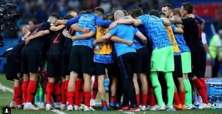 Lekcija hrvatske nogometne reprezentacije