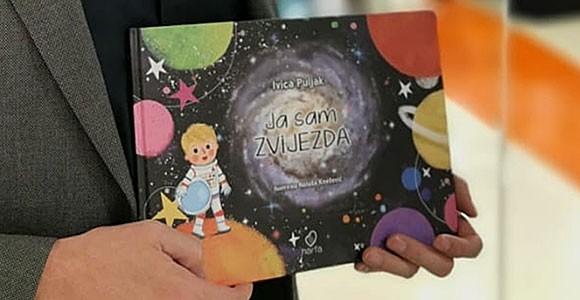 Dječja knjiga o svijetu zvijezda i atoma