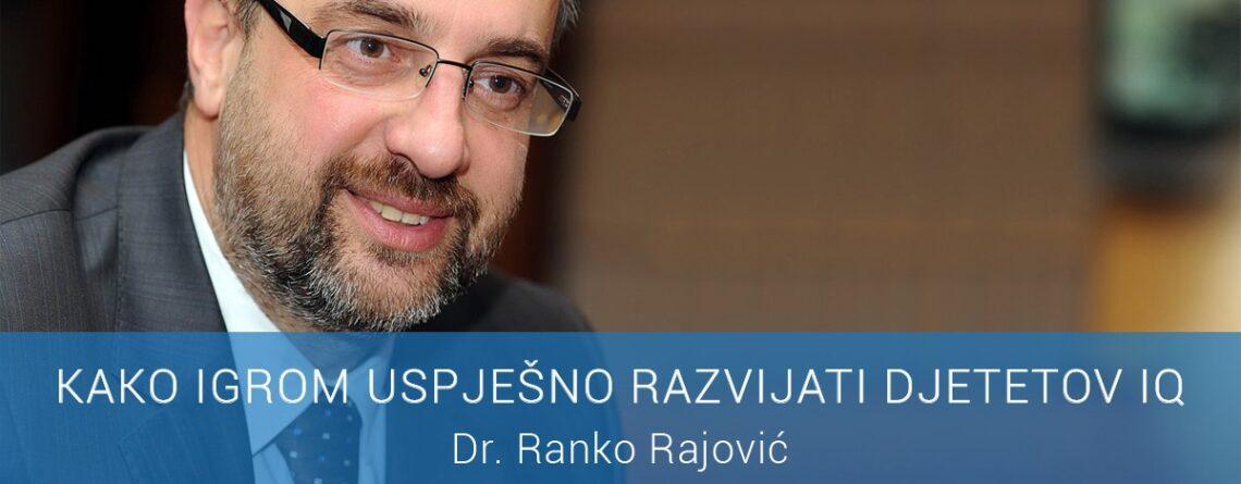 Dr. Ranko Rajović održat će praktičnu edukaciju u Zagrebu 8. studenoga 2016.