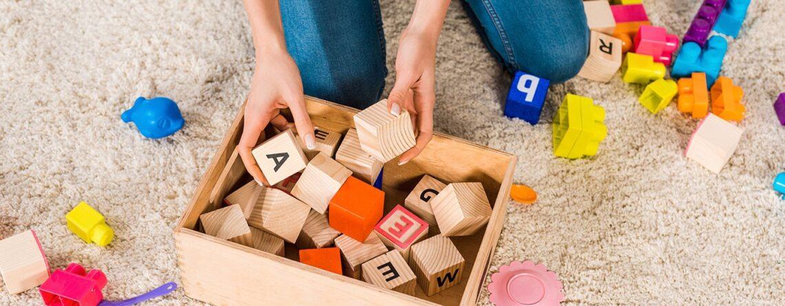 Tri misterija kutije s igračkama