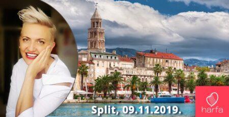 Split: Disciplina sa srcem - cjelodnevna radionica Irene Orlović
