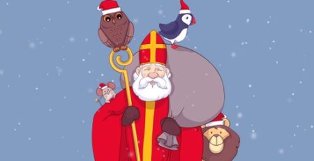 Tko je stari dobri djeda što nas uveseljava 6. prosinca?