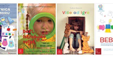 Igre za rano poticanje dječjeg razvoja