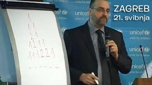 Predavanje dr. Rajovića - Kako igrom uspješno razvijati djetetov IQ