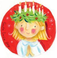 Sveta Lucija - navještaj božićnog svjetla
